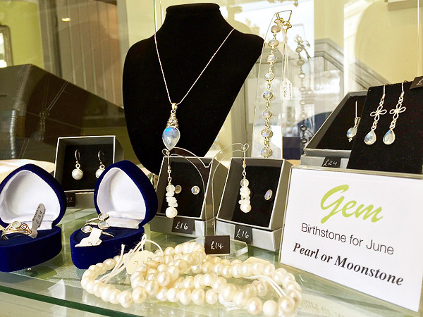 925 Silver, Gemstone and Birthstone Jewellery in Richmond, Yorkshire